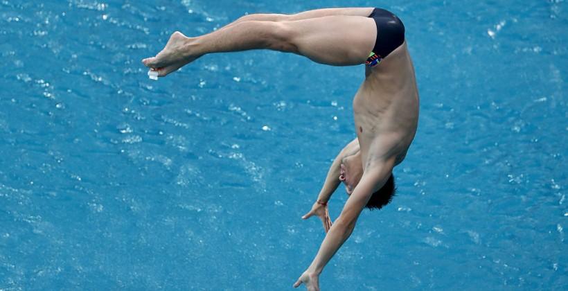 Украинский прыгун стрехметрового трамплина вышел вфинал Олимпиады вРио