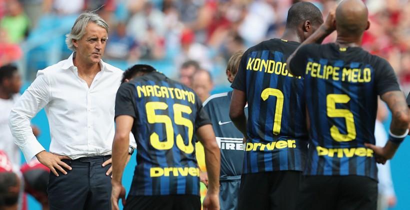 Sky Sport: Интер иМанчини растрогли договор