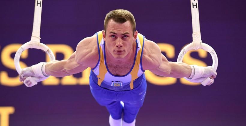 Русский гимнаст Денис Аблязин завоевал бронзу Олимпийских игр вРио