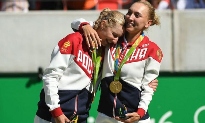 Екатерина Макарова и Елена Веснина, ZUMA Press