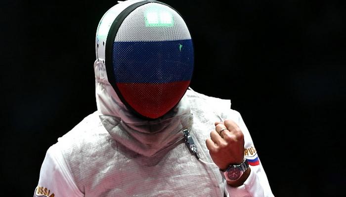 Рапирист Тимур Сафин завоевал бронзовую медаль