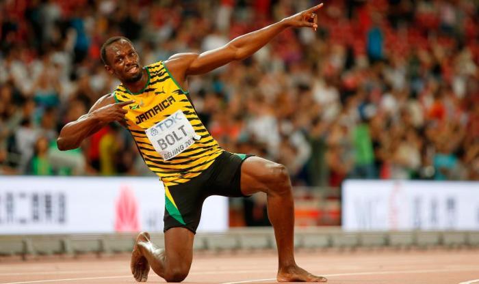 Болт пропустит церемонию открытия Олимпиады