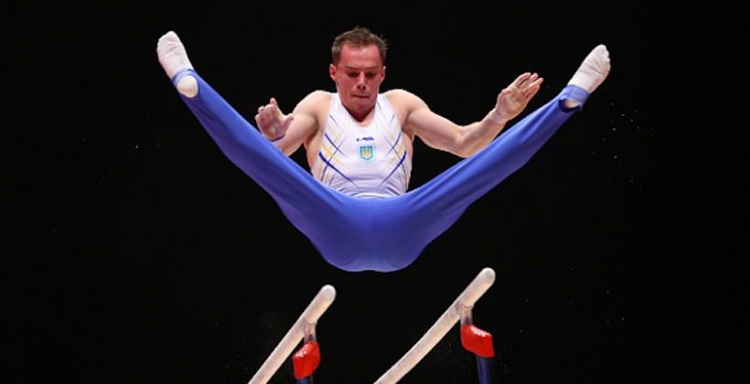 Украинский гимнаст Радивилов вышел вфинал Олимпийских игр