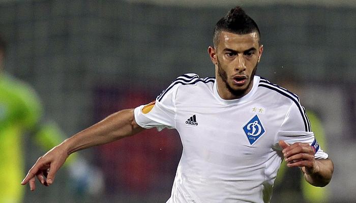 «Ницца» арендует у«Динамо» марокканского полузащитника