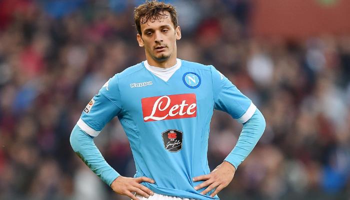 Эвертон согласовал трансфер полузащитника Наполи