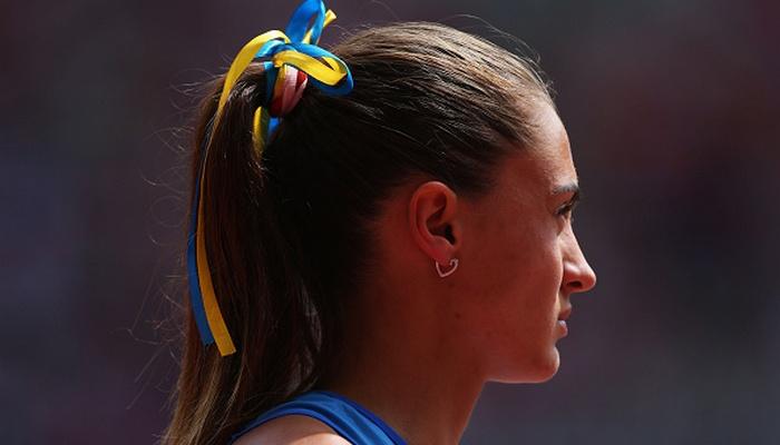 Украинка О.Земляк вышла вполуфинал бега на400 метров вРио