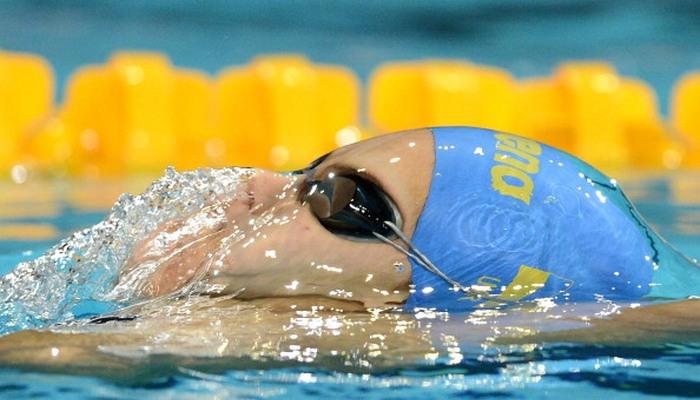 Пловчиха Д.Зевина угодила вполуфинал наОлимпийских играх