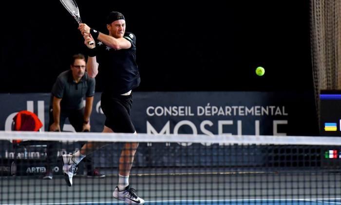 Мец (ATP). Марченко обыгрывает Сеппи ивыходит во 2-ой круг