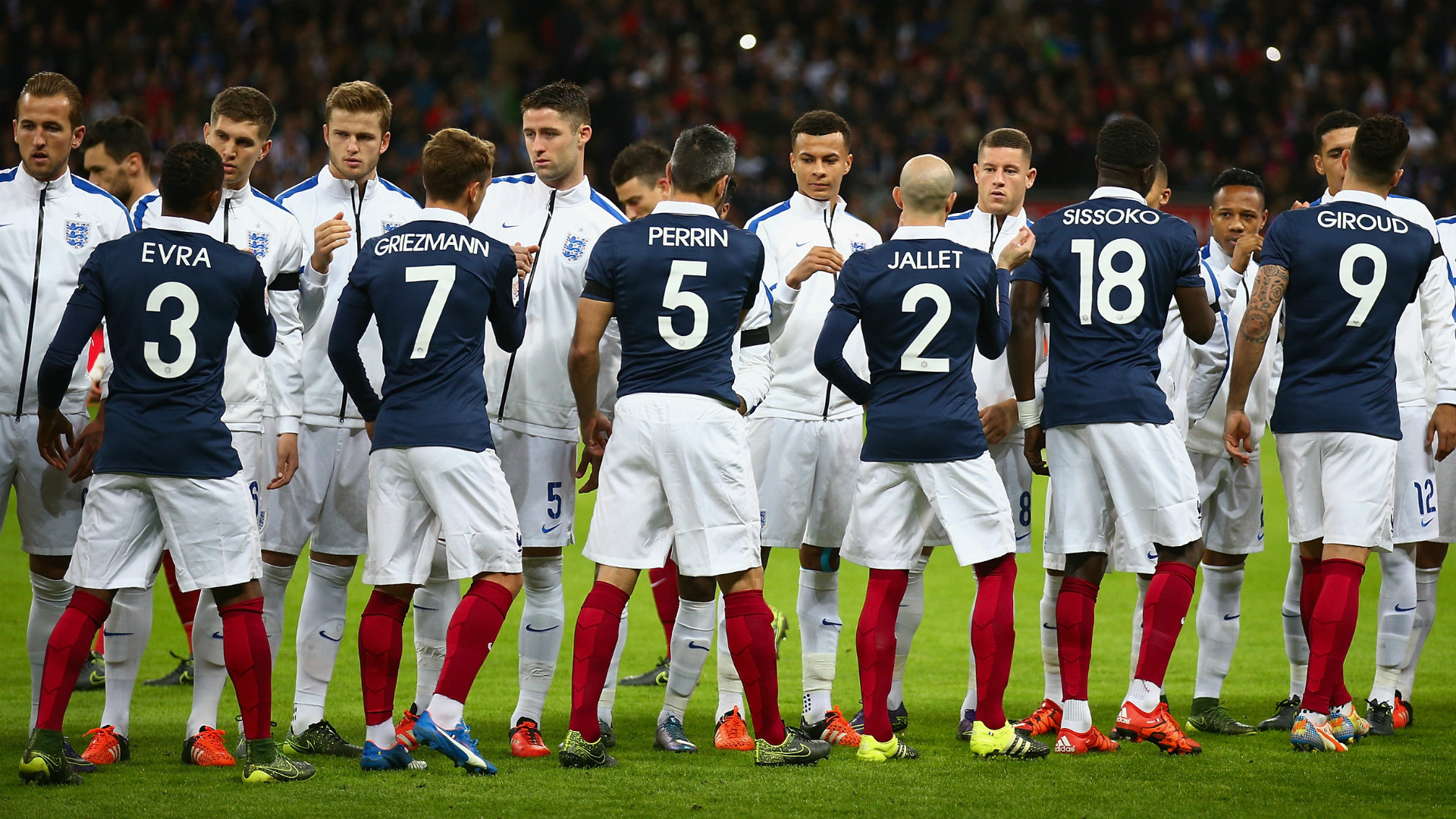 Half-time: spain 0-0 england