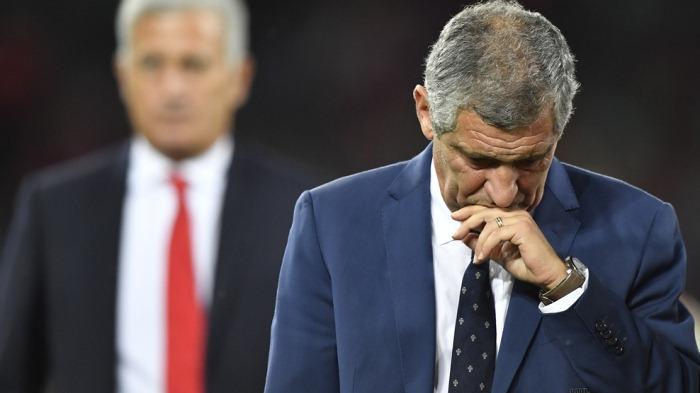Фернанду Сантуш: Португалии нужно забыть опобеде наЕвро