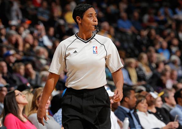 Первая вистории НБА женщина-арбитр завершила карьеру