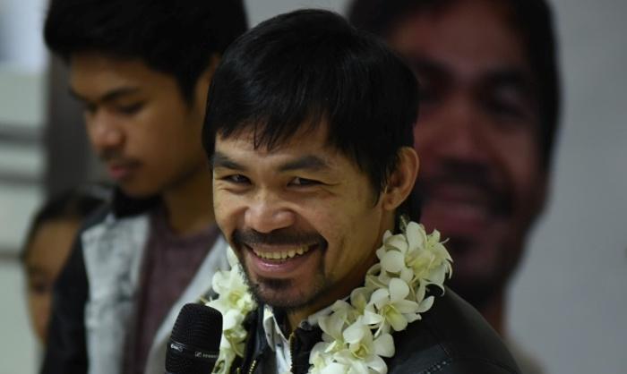 Филиппинский боксер Пакьяо всередине лета может провести бой в Российской Федерации