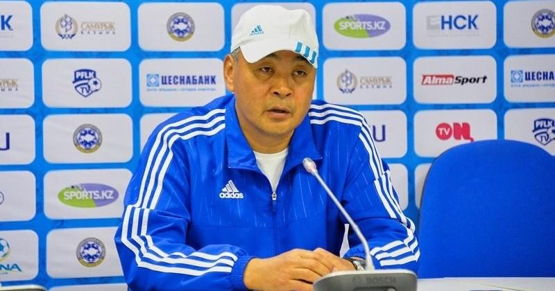 Тренер Казахстана Байсуфинов: Все игроки получили отрицательные тесты на COVID-19 и готовятся к матчу с Украиной