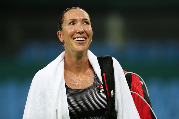 Цуренко вышла вфинал теннисного турнира вГуанчжоу