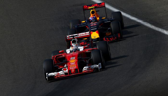 Кубок конструкторов: Феррари отстает от Ред Булла на 11 очков