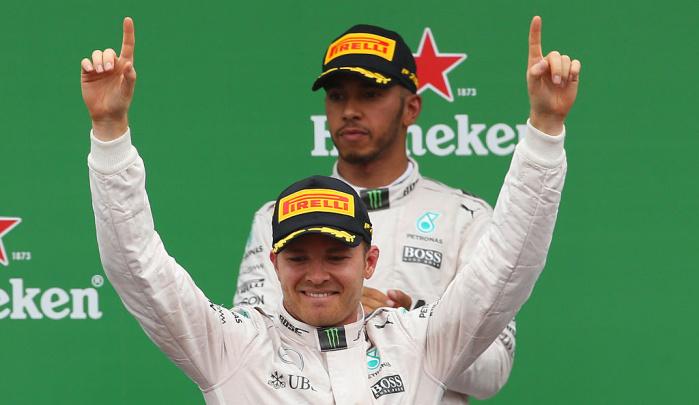 Росберг — лучший пилот Гран-при Италии