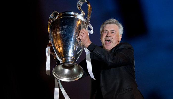 Анчелотти: Интер может удивить вданном сезоне