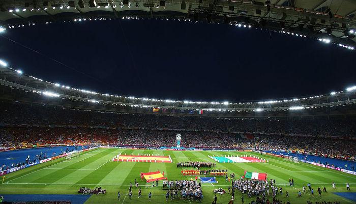 Кто примет финал Лиги чемпионов-2018? Киев ожидает решения УЕФА