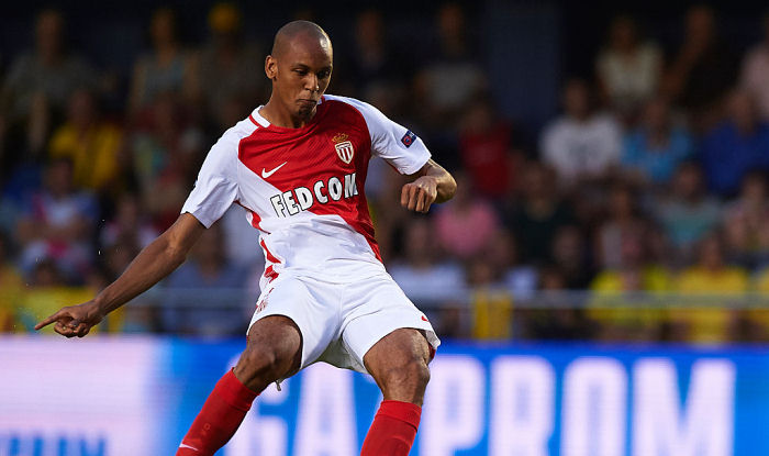 Фабиньо продлил договор с«Монако»