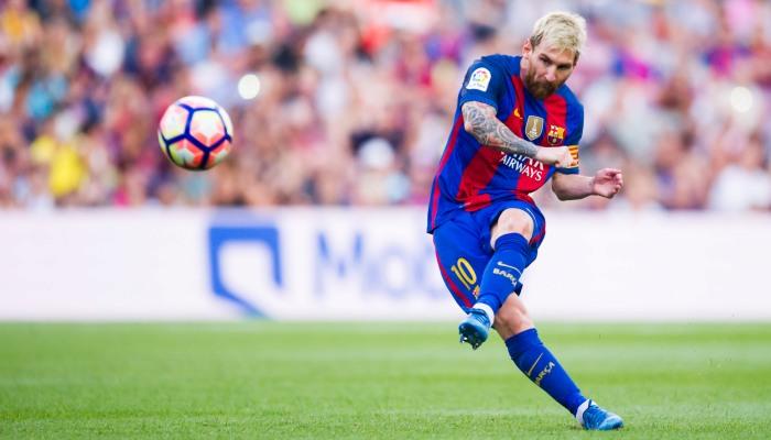 Барселона планирует продлить контракт с Месси