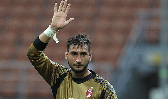 Доннарумма отказался продлевать контракт с Миланом