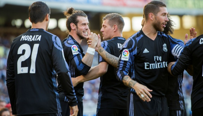 Nike предложил «Реалу» договор на120 млн. евро вгод