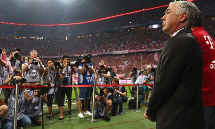 Анчелотти: «Никогда нестану тренером Атлетико либо Барсы»