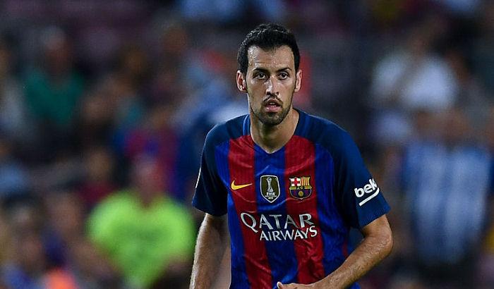Серхио Бускетс продлил договор с«Барселоной»