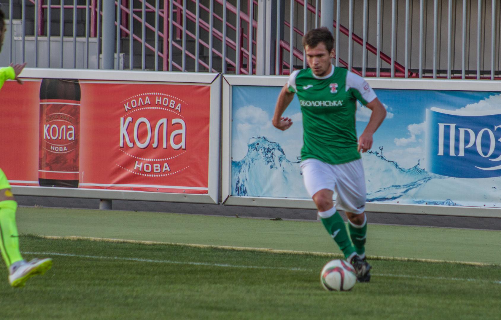 Илья Коваленко, fcbrovar.obolon.ua