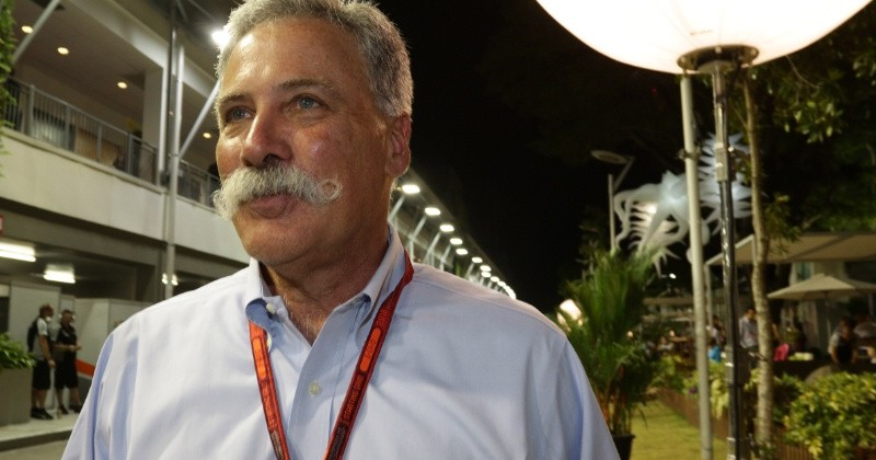 Кэри: хотим, чтобы Формула-1 была вЛос-Анджелесе, Майами иНью-Йорке