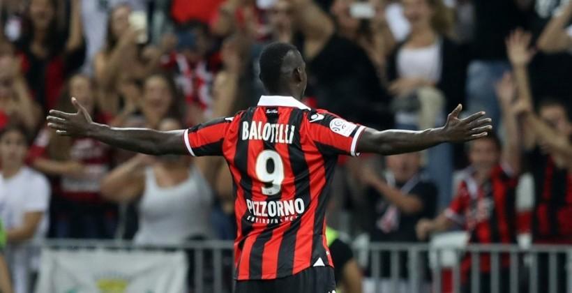 Манчини верит, что Балотелли забьет 20 мячей вчемпионате Франции