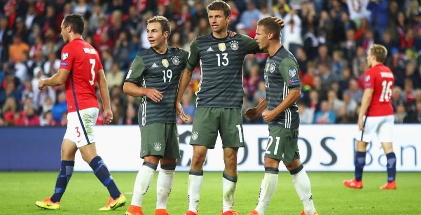 Йоахим Лев: лучшебы Мюллер забивал два раза наЕВРО