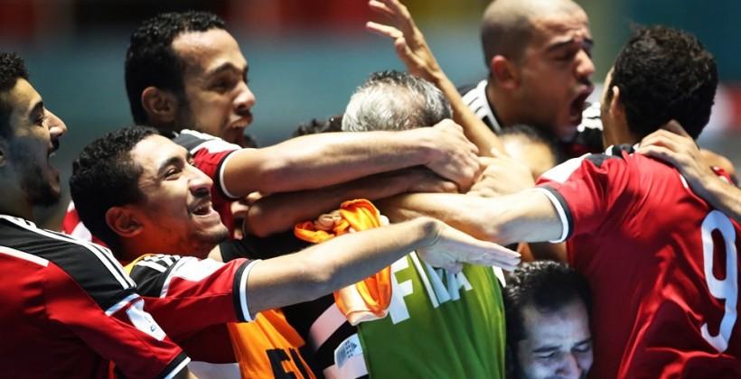 Италия уступила Египту вматче 1/8 финала чемпионата мира
