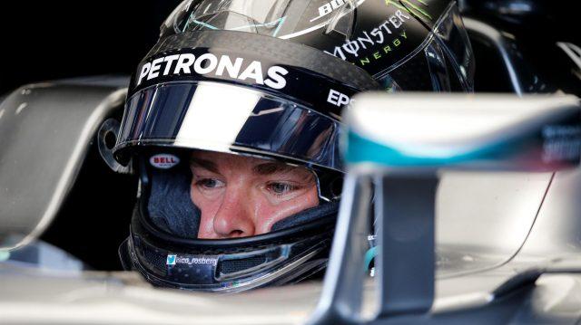 Англичанин Льюис Хэмилтон одержал победу квалификацию Гран-При Италии