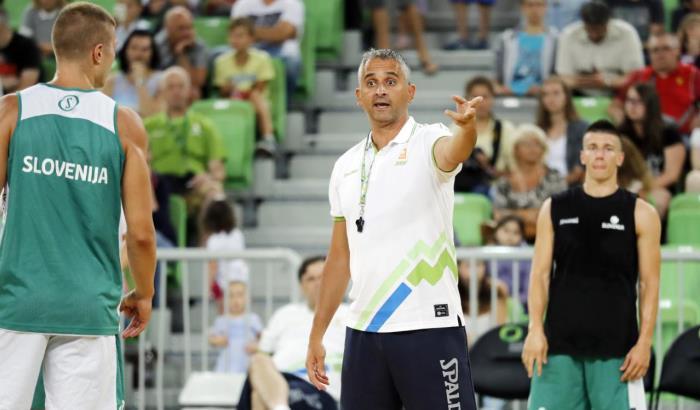 Сборная Украины потерпела первое поражение вотборочном турнире кЕвробаскету