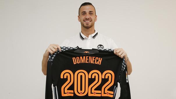 Доменек продлил договор с«Валенсией» до 2022-ого года