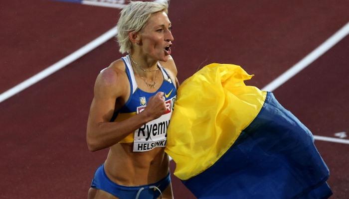 2-ая вЦюрихе: Украинская эстафета 4 по100 метров