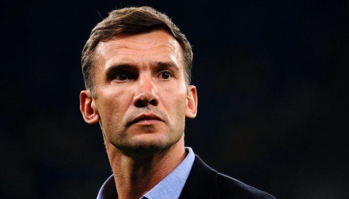 Шевченко: сборная Украины склонна терять игровой баланс