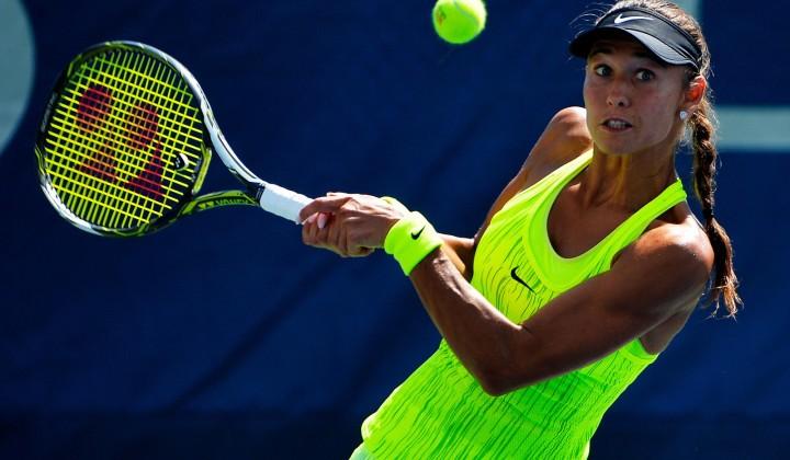 Теннисный матчUS Open сучастием россиянки вызвал подозрение
