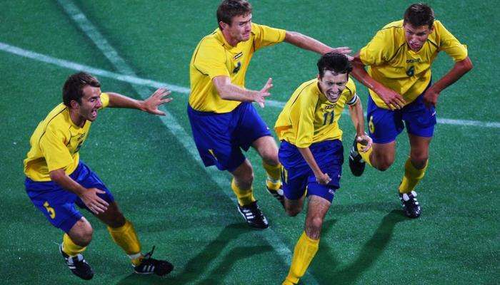 Украина вышла вфинал футбольного турнира Паралимпиады
