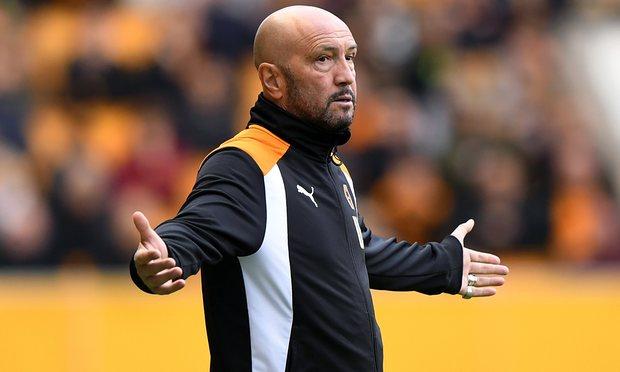 Вальтер Дзенга покинул пост основного тренера «Вулверхэмптона»