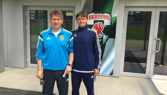 Андрей Ущаповский (справа, на фото с Сергеем Ковальцом), фото fbcdn.net