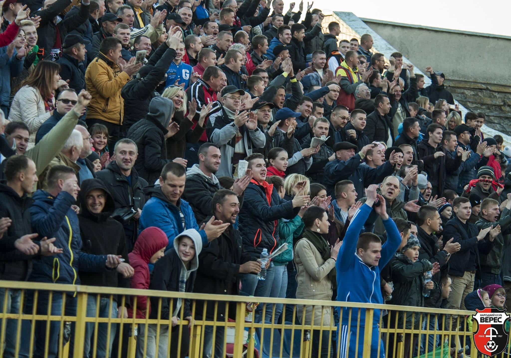 5658 зрителей в Ровно, facebook.com/ncvrv