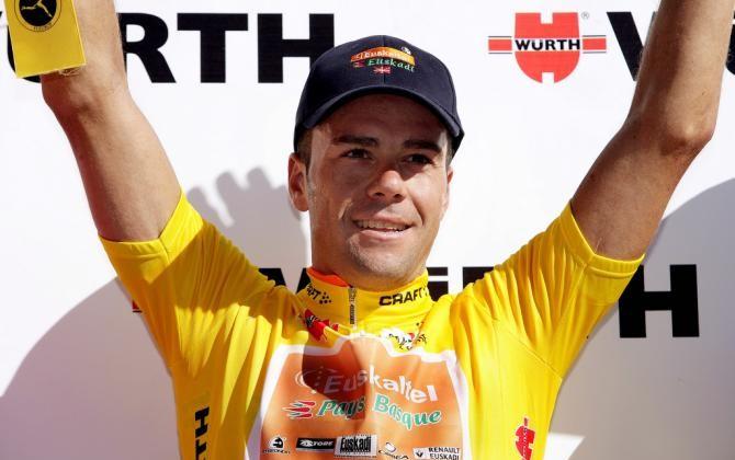 Победитель «Вуэльты» 2002 года Гонсалес арестован заограбление