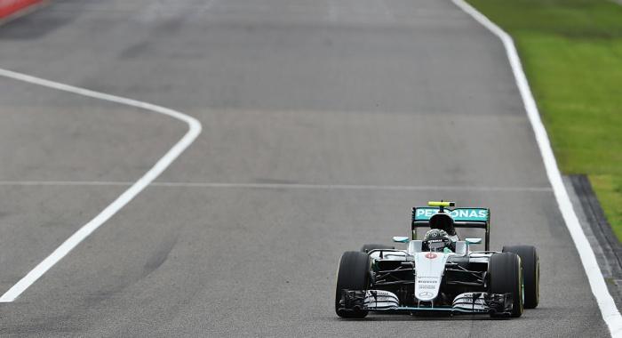 Росберг победитель Гран-при Японии, Квят— 13-й