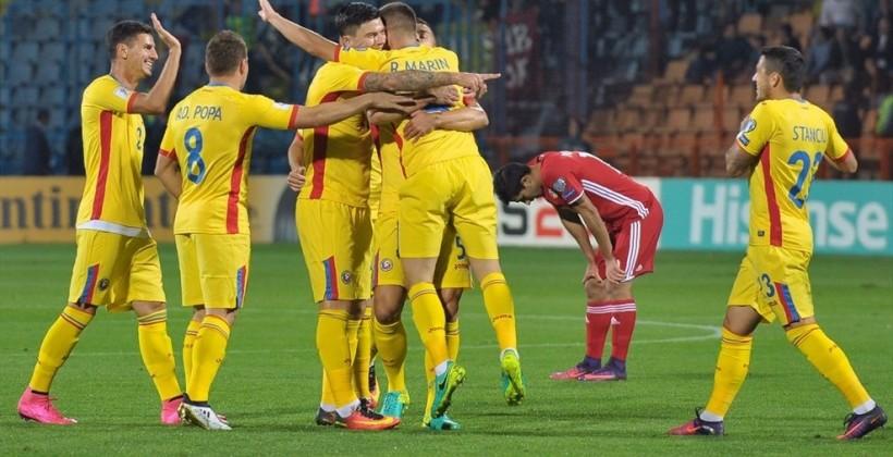 Отбор наЧМ-2018: Армения— Румыния— 0:5, обзор матча