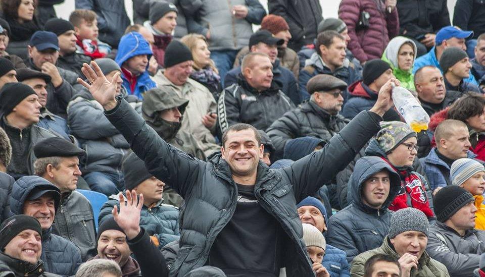 Вболівальникам матч з Ворсклою явно сподобався навіть попри результат, Veres.club