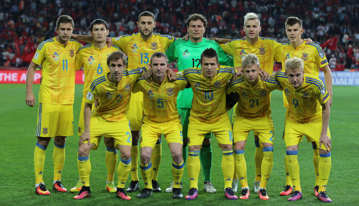 Украина провела 100-й сухой матч в истории