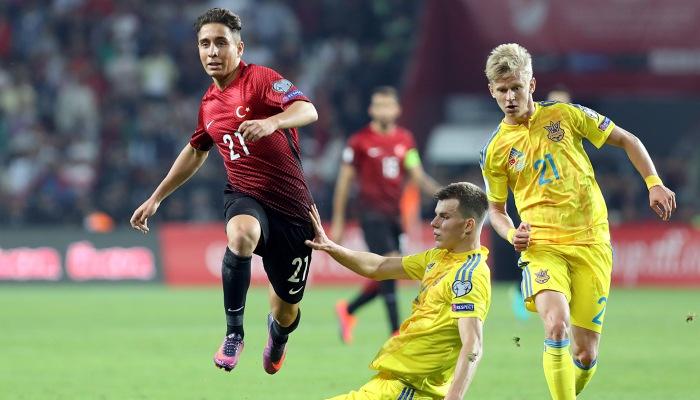 Талант сборной Турции пожаловался на Украинское государство иарбитра