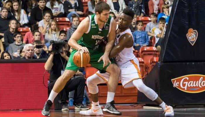 Баскетбол: южненский «Химик» проиграл воФранции